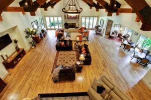 McCowen-Sainton Cottonwood Great Room