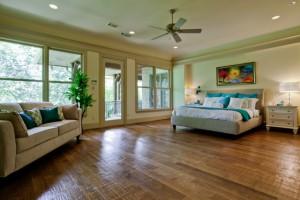 McCowen-Sainton Cottonwood Master Bed