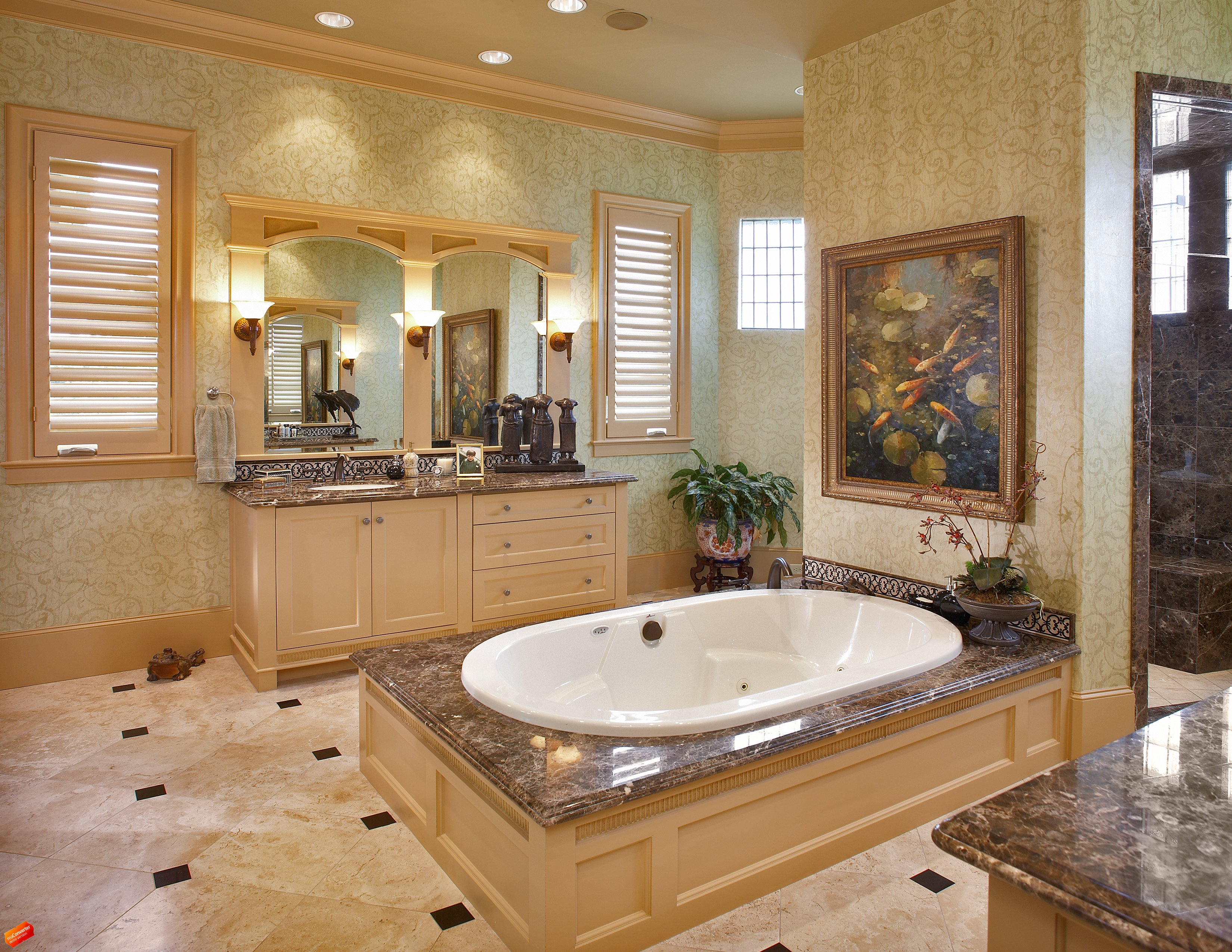 McCowen-Sainton Master Bath